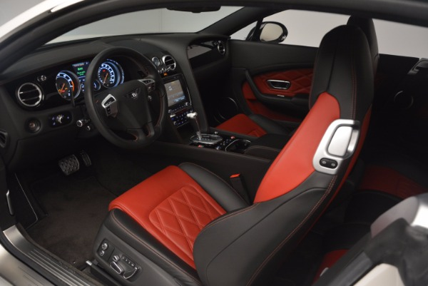 Used 2014 Bentley Continental GT V8 S for sale Sold at Maserati of Greenwich in Greenwich CT 06830 27