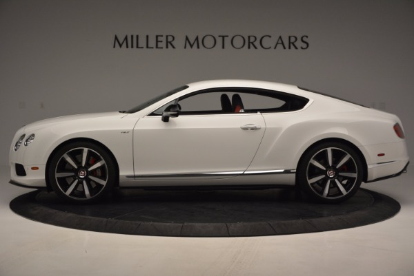 Used 2014 Bentley Continental GT V8 S for sale Sold at Maserati of Greenwich in Greenwich CT 06830 3
