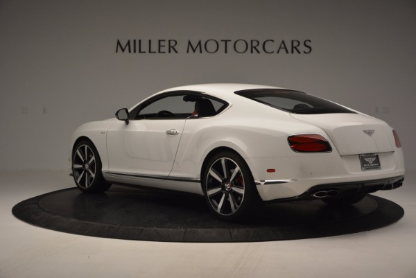 Used 2014 Bentley Continental GT V8 S for sale Sold at Maserati of Greenwich in Greenwich CT 06830 5