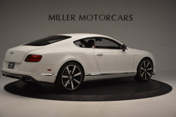 Used 2014 Bentley Continental GT V8 S for sale Sold at Maserati of Greenwich in Greenwich CT 06830 8