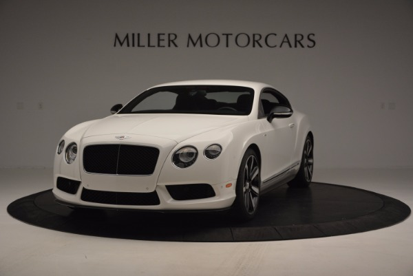 Used 2014 Bentley Continental GT V8 S for sale Sold at Maserati of Greenwich in Greenwich CT 06830 1