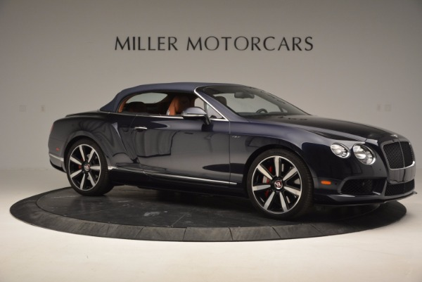 Used 2015 Bentley Continental GT V8 S for sale Sold at Maserati of Greenwich in Greenwich CT 06830 22