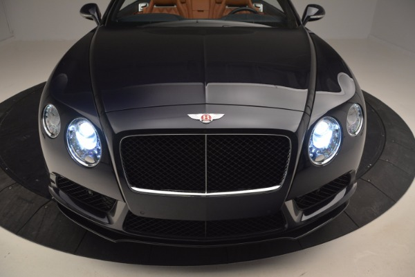 Used 2015 Bentley Continental GT V8 S for sale Sold at Maserati of Greenwich in Greenwich CT 06830 28