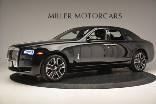 New 2017 Rolls-Royce Ghost for sale Sold at Maserati of Greenwich in Greenwich CT 06830 3