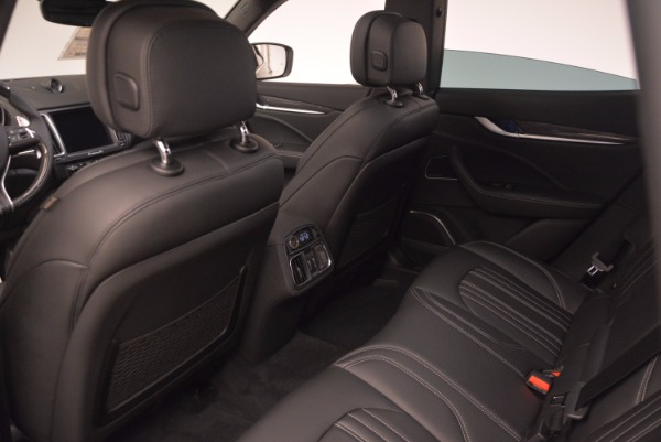 New 2017 Maserati Levante S Q4 for sale Sold at Maserati of Greenwich in Greenwich CT 06830 19