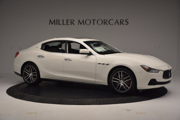 Used 2017 Maserati Ghibli S Q4 for sale Sold at Maserati of Greenwich in Greenwich CT 06830 11