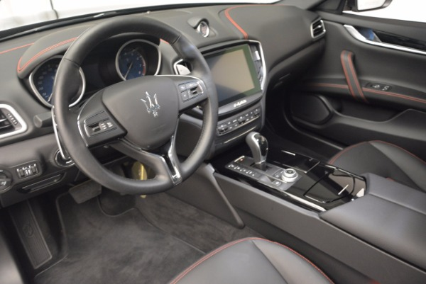 Used 2017 Maserati Ghibli S Q4 for sale Sold at Maserati of Greenwich in Greenwich CT 06830 14