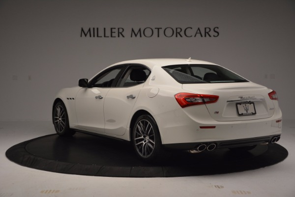 Used 2017 Maserati Ghibli S Q4 for sale Sold at Maserati of Greenwich in Greenwich CT 06830 6