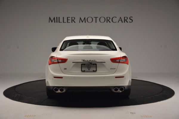 Used 2017 Maserati Ghibli S Q4 for sale Sold at Maserati of Greenwich in Greenwich CT 06830 7