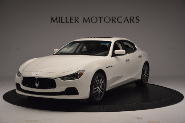 Used 2017 Maserati Ghibli S Q4 for sale Sold at Maserati of Greenwich in Greenwich CT 06830 1