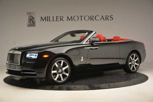 New 2017 Rolls-Royce Dawn for sale Sold at Maserati of Greenwich in Greenwich CT 06830 9