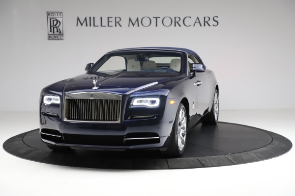 Used 2017 Rolls-Royce Dawn for sale Call for price at Maserati of Greenwich in Greenwich CT 06830 14