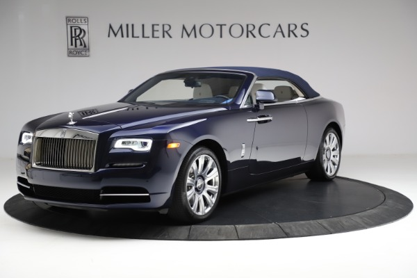 Used 2017 Rolls-Royce Dawn for sale Call for price at Maserati of Greenwich in Greenwich CT 06830 15