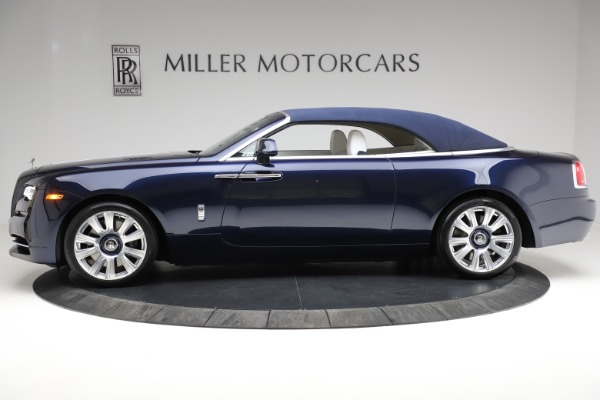 Used 2017 Rolls-Royce Dawn for sale Call for price at Maserati of Greenwich in Greenwich CT 06830 16