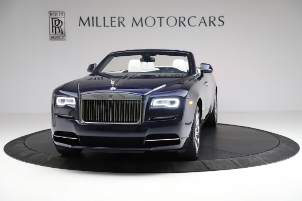 Used 2017 Rolls-Royce Dawn for sale Call for price at Maserati of Greenwich in Greenwich CT 06830 2