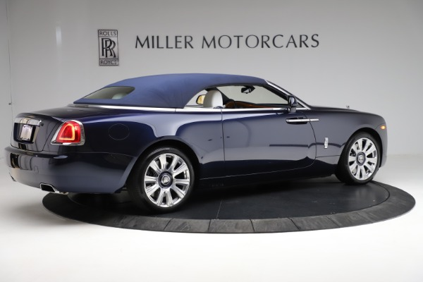 Used 2017 Rolls-Royce Dawn for sale Call for price at Maserati of Greenwich in Greenwich CT 06830 21