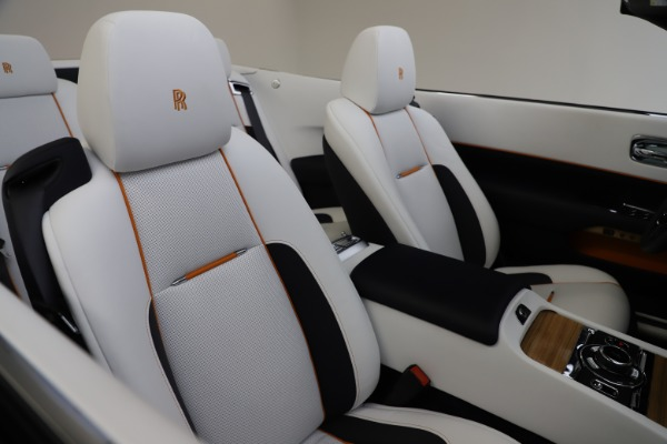 Used 2017 Rolls-Royce Dawn for sale Call for price at Maserati of Greenwich in Greenwich CT 06830 26