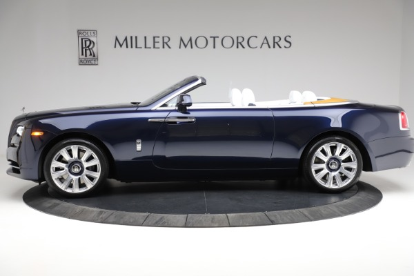 Used 2017 Rolls-Royce Dawn for sale Call for price at Maserati of Greenwich in Greenwich CT 06830 4