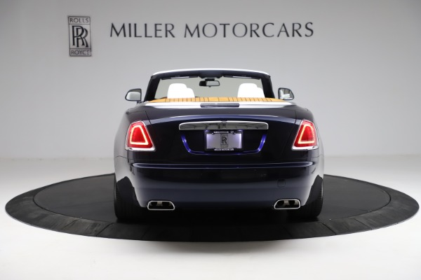 Used 2017 Rolls-Royce Dawn for sale Call for price at Maserati of Greenwich in Greenwich CT 06830 7