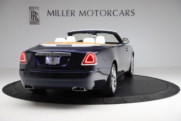 Used 2017 Rolls-Royce Dawn for sale Call for price at Maserati of Greenwich in Greenwich CT 06830 8