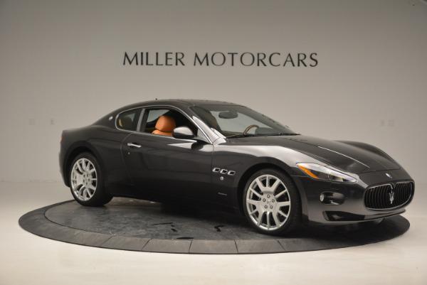 Used 2011 Maserati GranTurismo for sale Sold at Maserati of Greenwich in Greenwich CT 06830 10