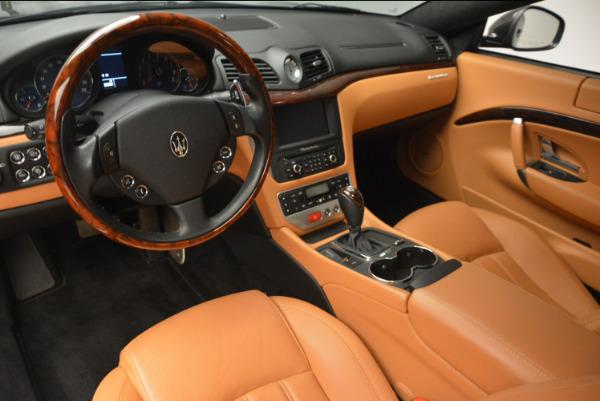Used 2011 Maserati GranTurismo for sale Sold at Maserati of Greenwich in Greenwich CT 06830 13