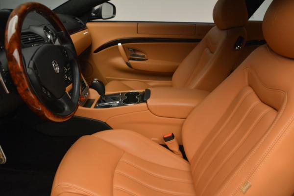 Used 2011 Maserati GranTurismo for sale Sold at Maserati of Greenwich in Greenwich CT 06830 14