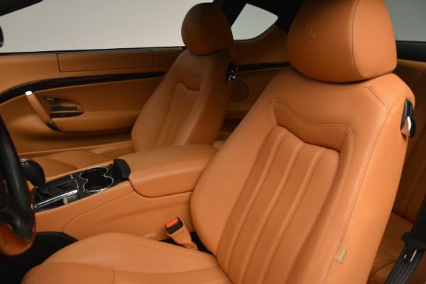 Used 2011 Maserati GranTurismo for sale Sold at Maserati of Greenwich in Greenwich CT 06830 15