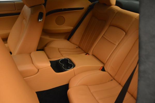 Used 2011 Maserati GranTurismo for sale Sold at Maserati of Greenwich in Greenwich CT 06830 17