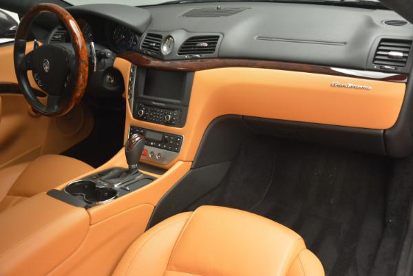 Used 2011 Maserati GranTurismo for sale Sold at Maserati of Greenwich in Greenwich CT 06830 18