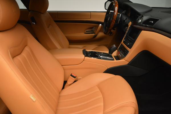 Used 2011 Maserati GranTurismo for sale Sold at Maserati of Greenwich in Greenwich CT 06830 19