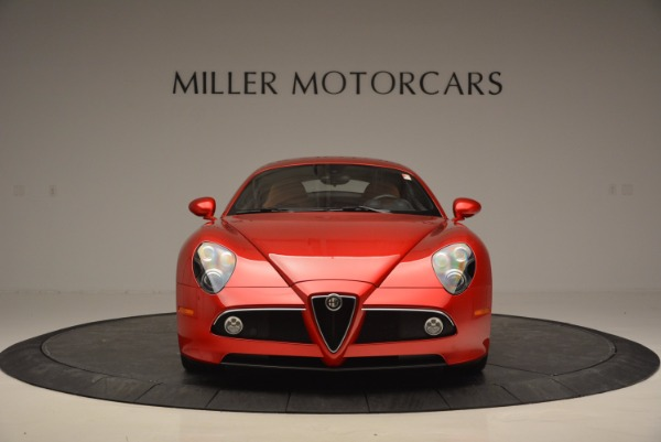 Used 2008 Alfa Romeo 8C for sale Sold at Maserati of Greenwich in Greenwich CT 06830 12