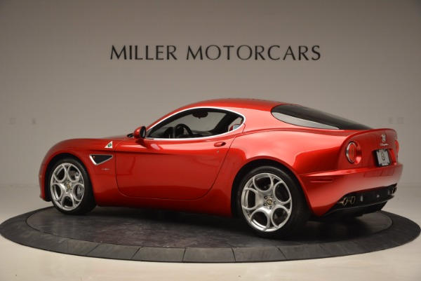 Used 2008 Alfa Romeo 8C for sale Sold at Maserati of Greenwich in Greenwich CT 06830 4