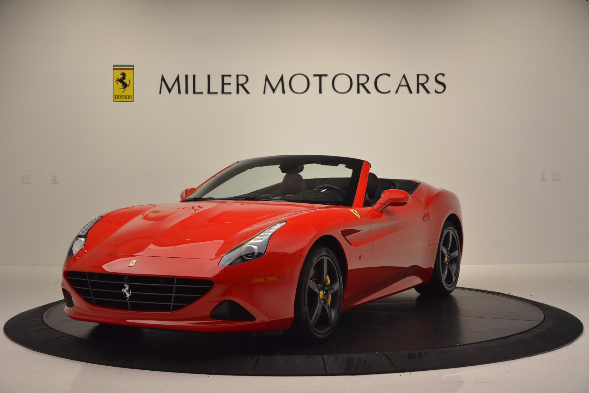 Used 2016 Ferrari California T for sale $149,900 at Maserati of Greenwich in Greenwich CT 06830 1