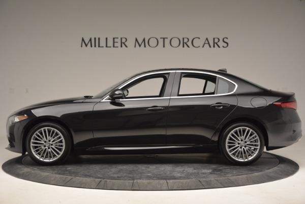 New 2017 Alfa Romeo Giulia Ti for sale Sold at Maserati of Greenwich in Greenwich CT 06830 3