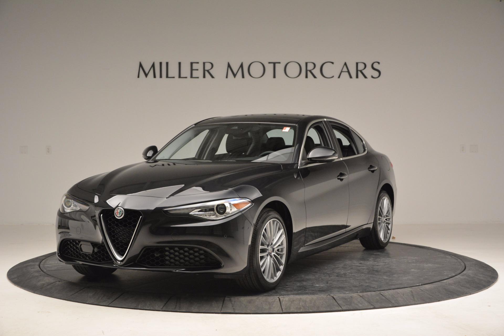 New 2017 Alfa Romeo Giulia Ti for sale Sold at Maserati of Greenwich in Greenwich CT 06830 1