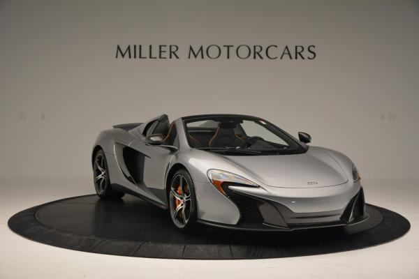 Used 2016 McLaren 650S SPIDER Convertible for sale Sold at Maserati of Greenwich in Greenwich CT 06830 11