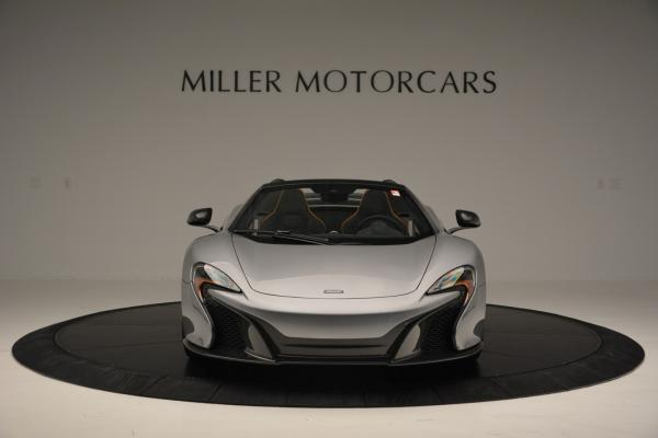 Used 2016 McLaren 650S SPIDER Convertible for sale Sold at Maserati of Greenwich in Greenwich CT 06830 12