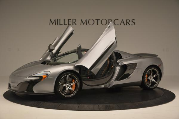Used 2016 McLaren 650S SPIDER Convertible for sale Sold at Maserati of Greenwich in Greenwich CT 06830 14