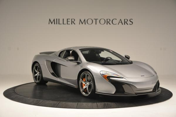 Used 2016 McLaren 650S SPIDER Convertible for sale Sold at Maserati of Greenwich in Greenwich CT 06830 20