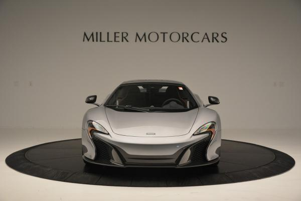 Used 2016 McLaren 650S SPIDER Convertible for sale Sold at Maserati of Greenwich in Greenwich CT 06830 21