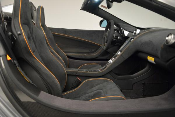 Used 2016 McLaren 650S SPIDER Convertible for sale Sold at Maserati of Greenwich in Greenwich CT 06830 27