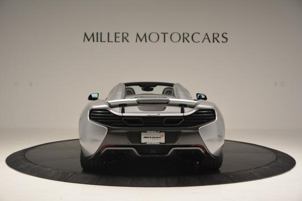 Used 2016 McLaren 650S SPIDER Convertible for sale Sold at Maserati of Greenwich in Greenwich CT 06830 6