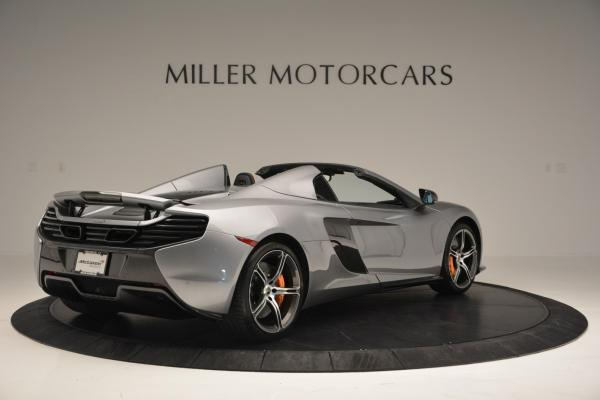 Used 2016 McLaren 650S SPIDER Convertible for sale Sold at Maserati of Greenwich in Greenwich CT 06830 7