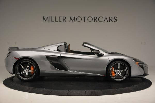 Used 2016 McLaren 650S SPIDER Convertible for sale Sold at Maserati of Greenwich in Greenwich CT 06830 9