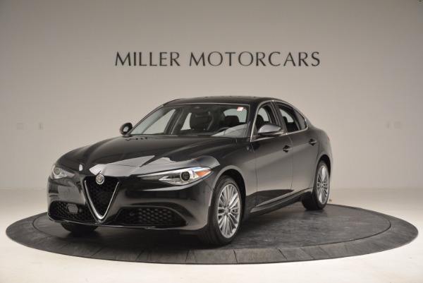New 2017 Alfa Romeo Giulia Ti for sale Sold at Maserati of Greenwich in Greenwich CT 06830 1