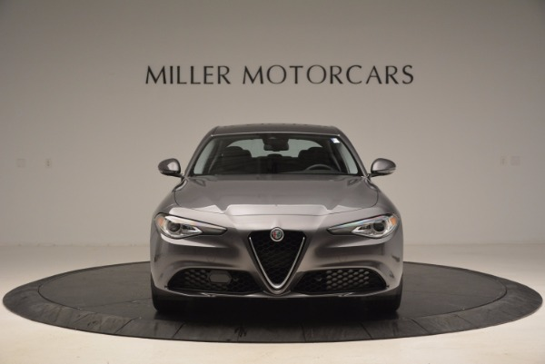New 2017 Alfa Romeo Giulia Ti Q4 for sale Sold at Maserati of Greenwich in Greenwich CT 06830 12