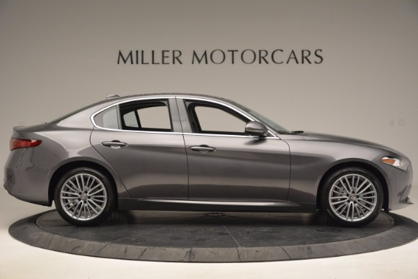 New 2017 Alfa Romeo Giulia Ti Q4 for sale Sold at Maserati of Greenwich in Greenwich CT 06830 9