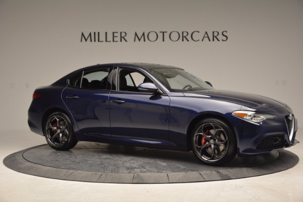New 2017 Alfa Romeo Giulia Ti for sale Sold at Maserati of Greenwich in Greenwich CT 06830 10
