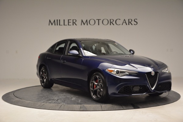 New 2017 Alfa Romeo Giulia Ti for sale Sold at Maserati of Greenwich in Greenwich CT 06830 11
